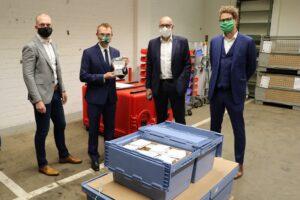 Gateway_Lieferung EMH metering Bildquelle Stromnetz Hamburg GmbH